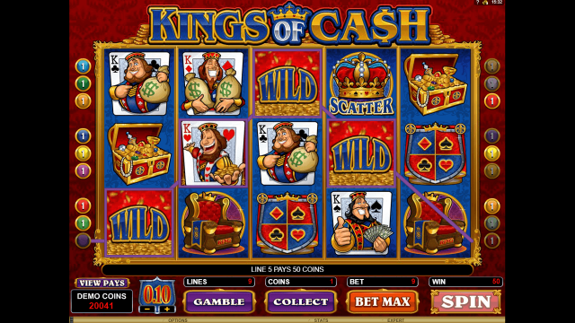 Kings Of Cash 9